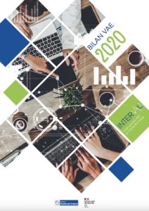 Bilan VAE Interval datant de 2020 et regroupant l'ensemble des statistiques par ministères engagés dans le projet