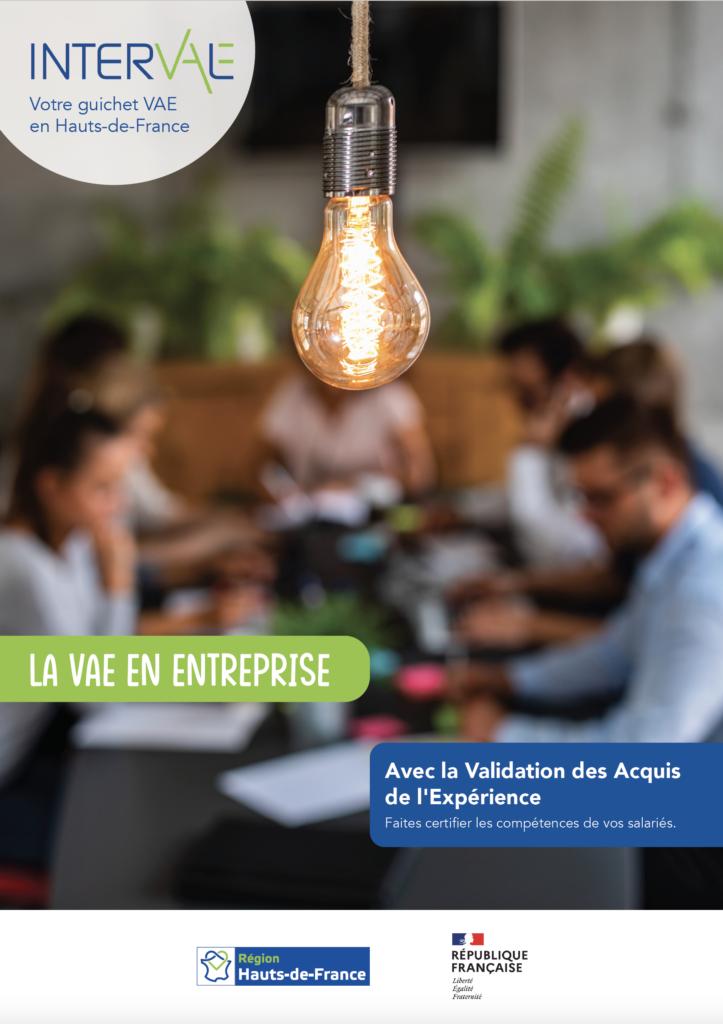Plaquette Entreprise Interval VAE